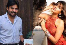 Nidhhi Agerwal confirms being leading lady in Pawan Kalyan's next