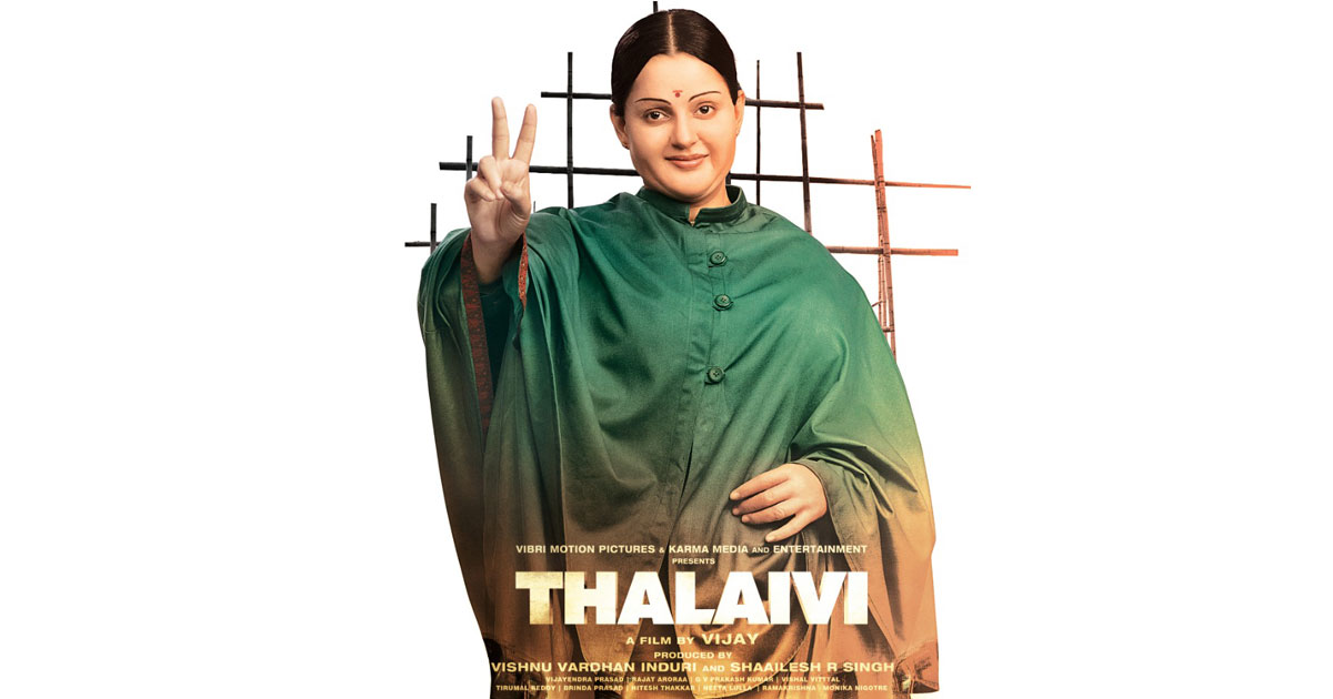 Thalaivi: Kangana Ranaut Announces The Release Date Of Her Upcoming Film On The Birth Anniversary Of Jayalalithaa