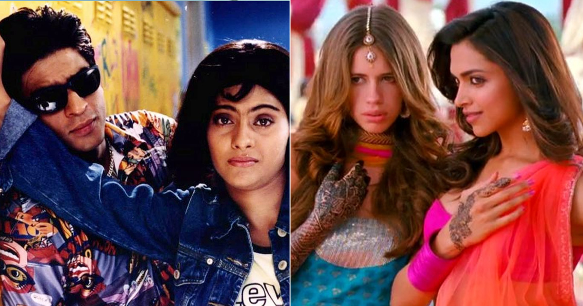 On-Screen BFF's Of Bollywood Like Deepika Padukone & Kalki Koechlin's 'Naina – Aditi', Shah Rukh Khan & Kajol's 'Rahul – Anjali' & Others
