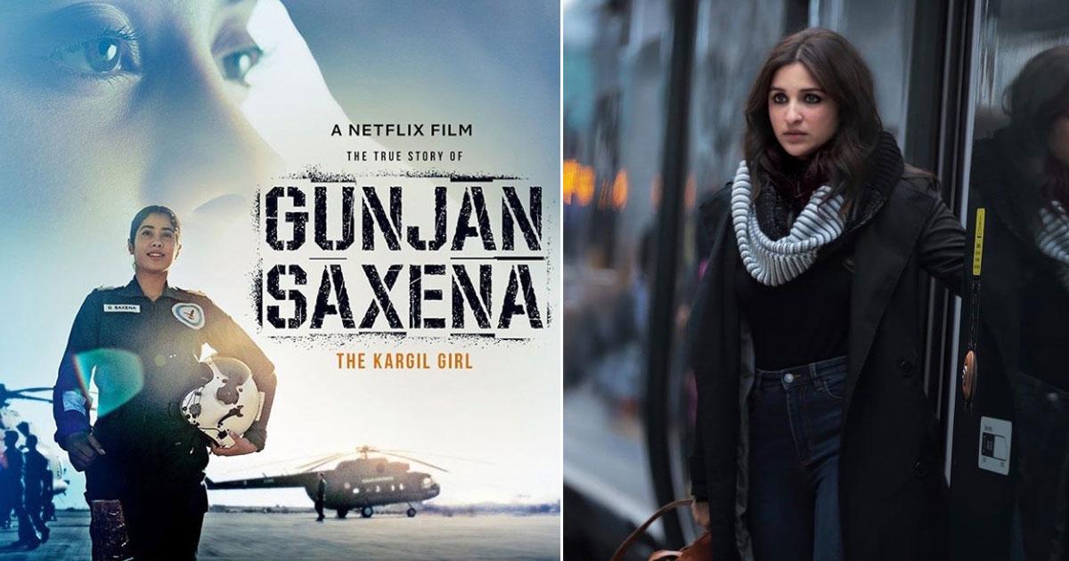 OTT predictions - Parineeti Chopra aims to strike back again with The Girl On The Train - Will it challenge Gunjan Saxena - The Kargil Girl?