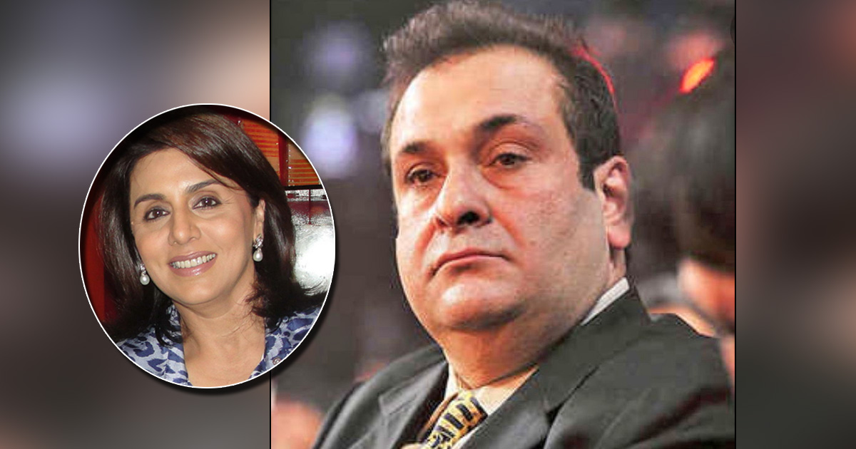 Rajiv Kapoor Death: No Chautha To Be Held Owing To Safety Amid Pandemic, Confirms Neetu Kapoor