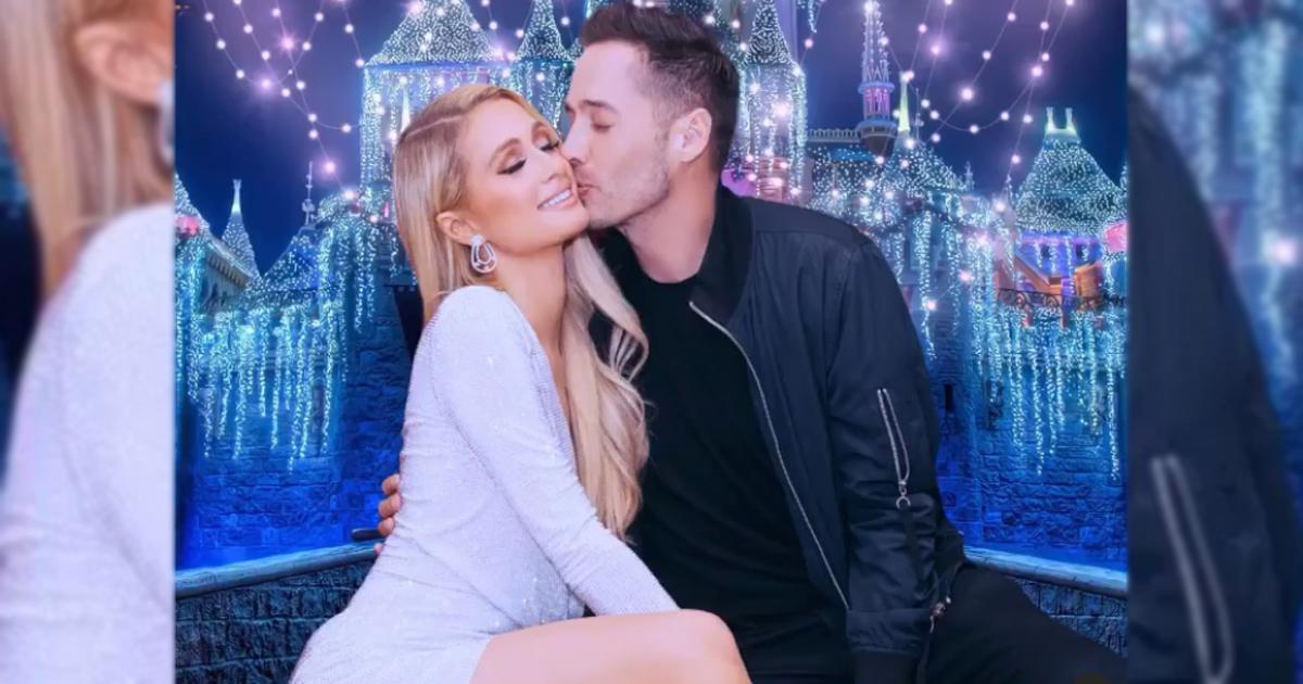 Paris Hilton Is Engaged Now