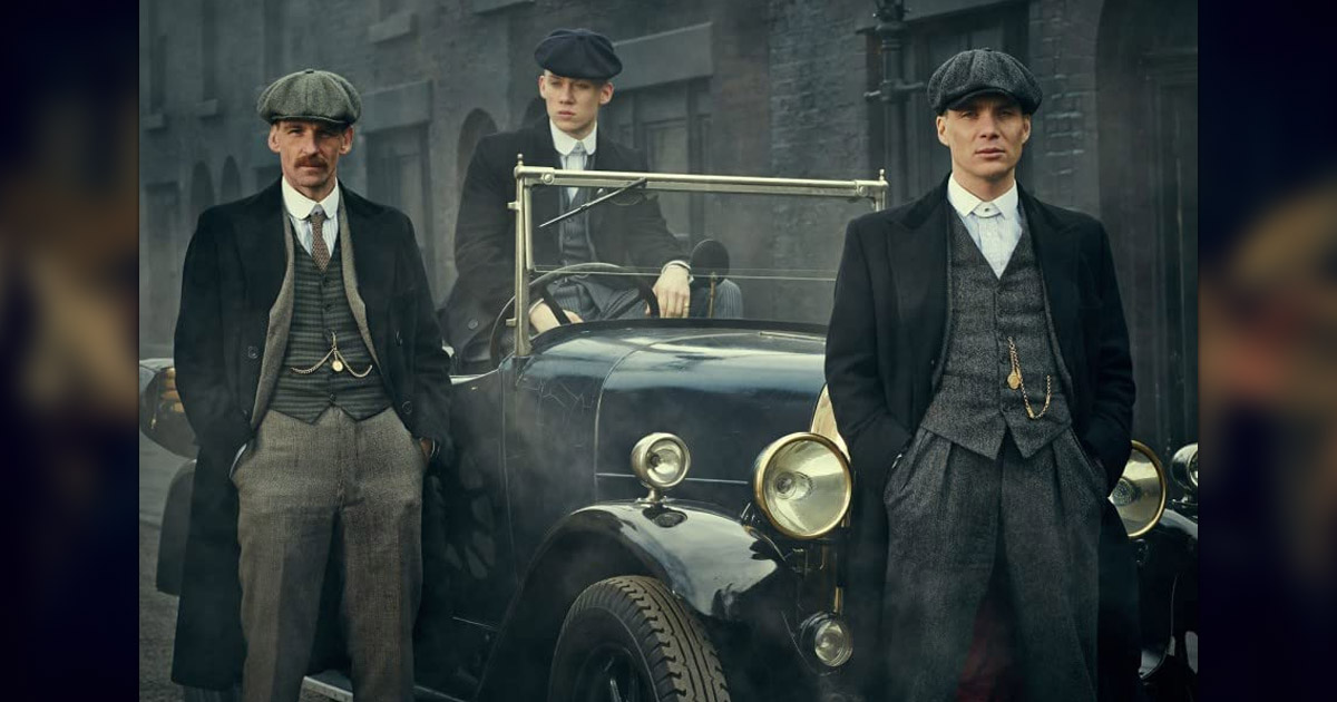 Peaky Blinders Season 6 Sets Have Been Haunted By A Ghostly Dog?