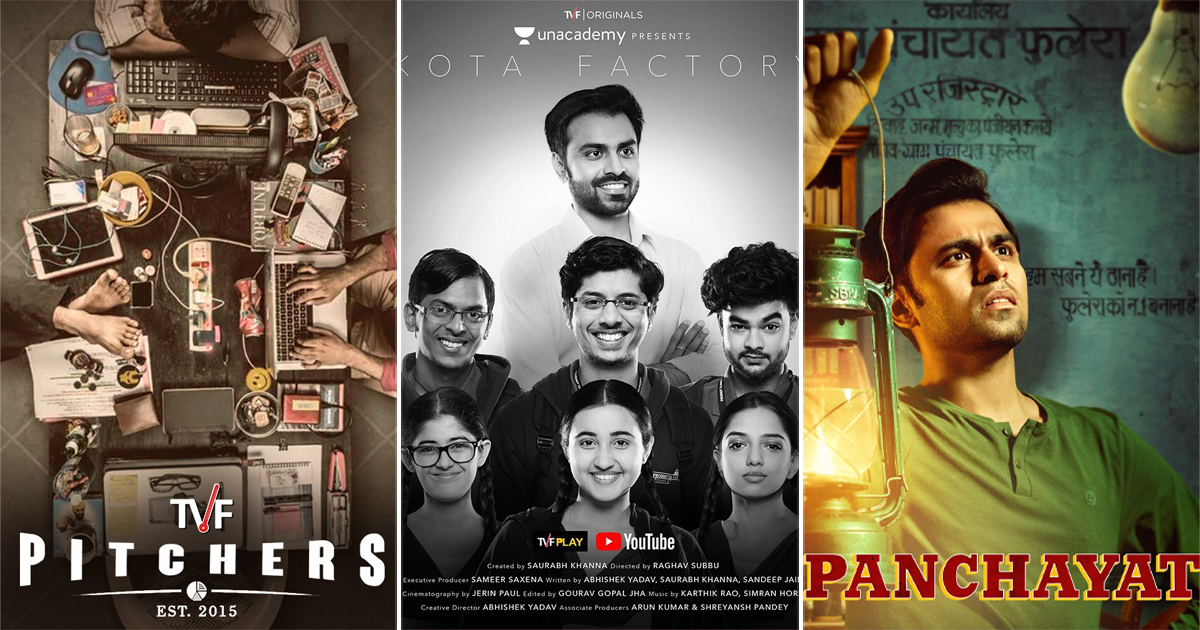TVF Promises An Exciting Slate For Its Fans This Year