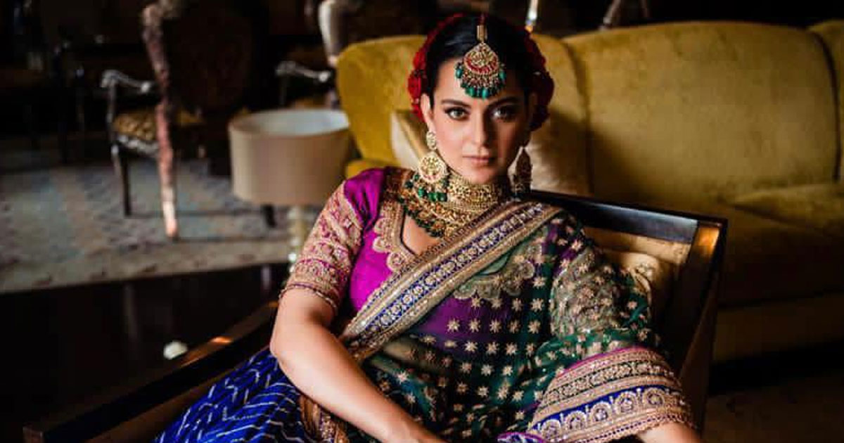 Kangana Ranaut Invites Trouble For Calling Protesting Farmers As Terrorists, Police Complaint Filed