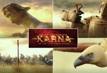 Pooja Entertainment unveils the enthralling title logo of their magnum opus 'Suryaputra Mahavir Karna'!