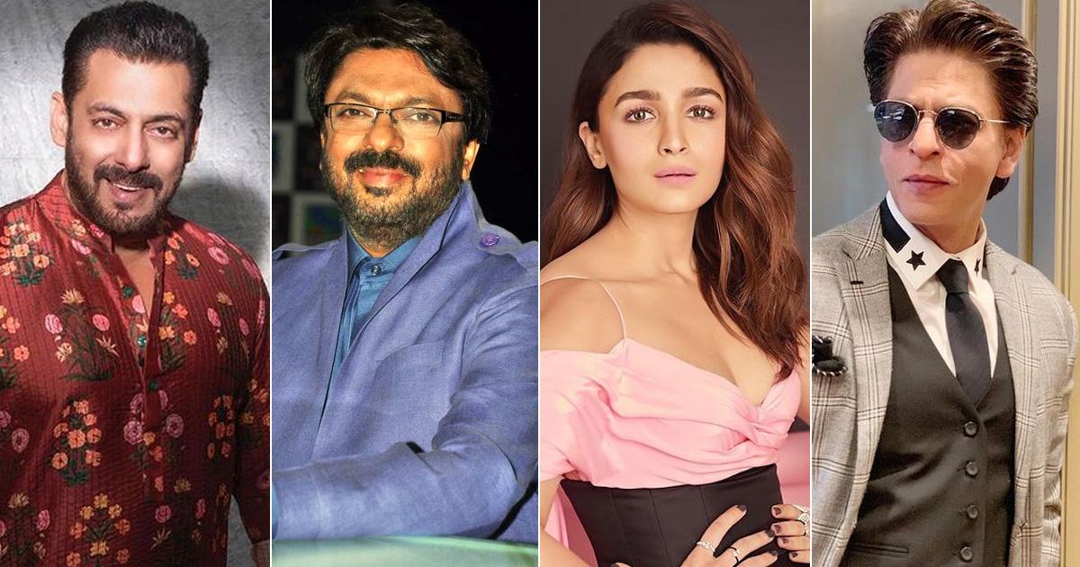 Shah Rukh Khan To Replace Salman Khan In Sanjay Leela Bhansali's Inshallah?