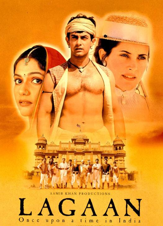 Poster Of Ashutosh Gowariker's Lagaan
