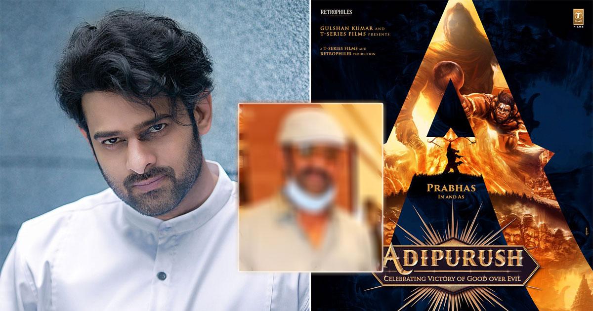 Prabhas' Look From Adipurush Goes Viral