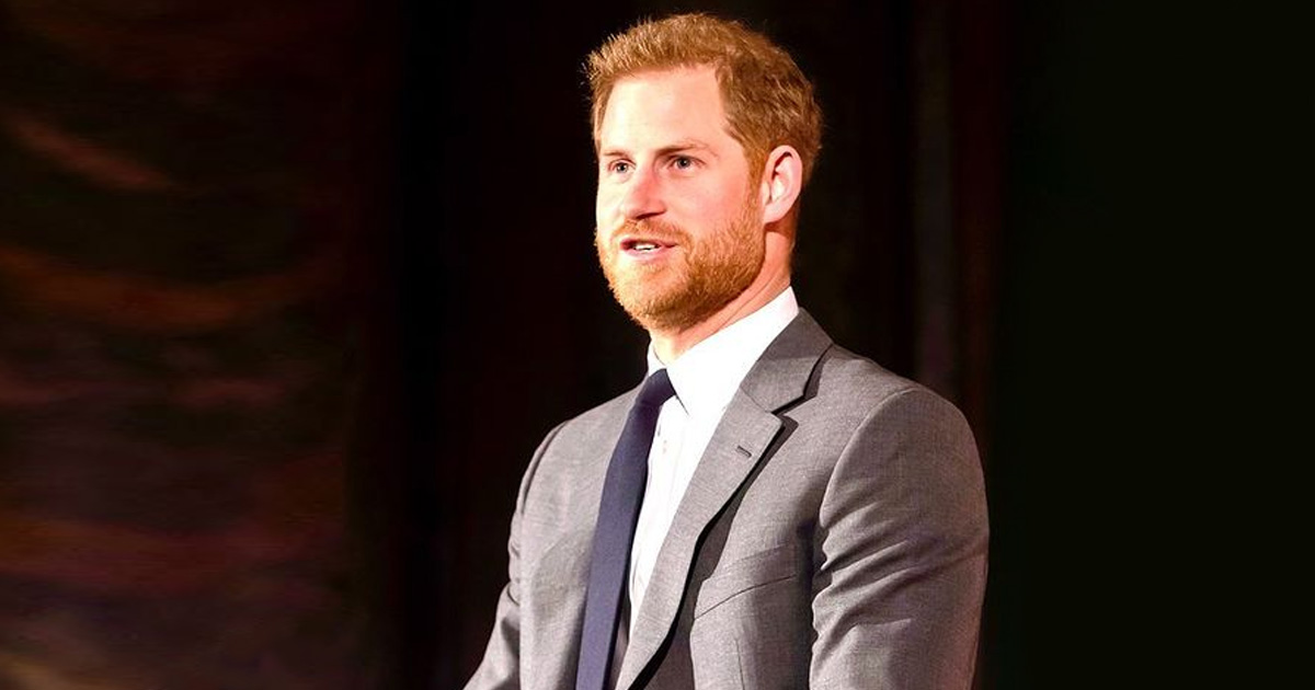 Prince Harry Accepts Apology & Settlement Over A False Article Published By A British Tabloid