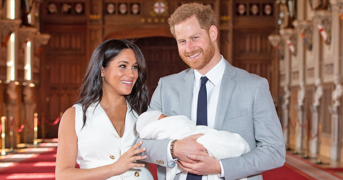 Prince Harry & Meghan Markle To Welcome Their Second Child