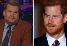 Prince Harry Talks 'The Crown,' Stepping Back From Royalty, on Bus Tour With James Corden