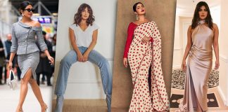 Priyanka Chopra Is Here With Breakfast To Dinner Outfit Ideas