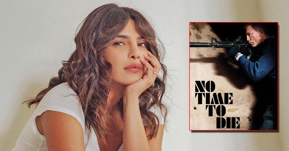 "Priyanka Chopra Jonas Wants To Be The First Female James Bond: ""Someone's Got To Make It"""