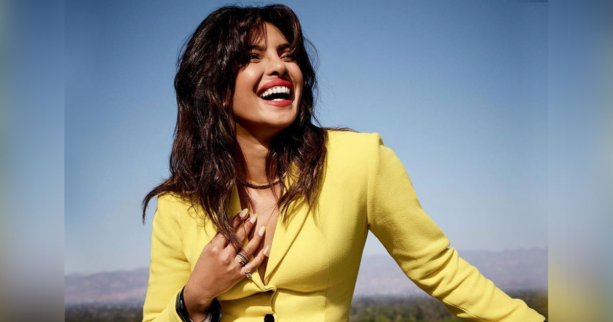 "Priyanka Chopra Talks About Having An Espresso Machine Right Across Her Bed: ""That's The First Button I Press"""