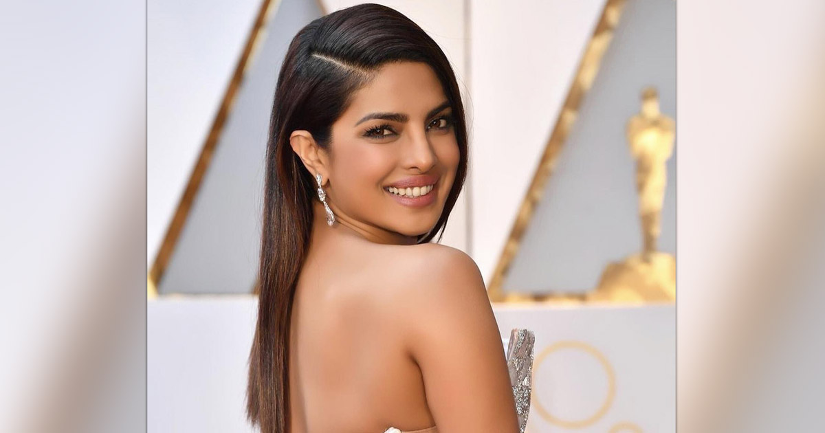 Priyanka Chopra Sent A 'Spy' Security Guy To Click Pictures Of Nick Jonas With Her Mother So She Could Use Her 'Quantico' Skills