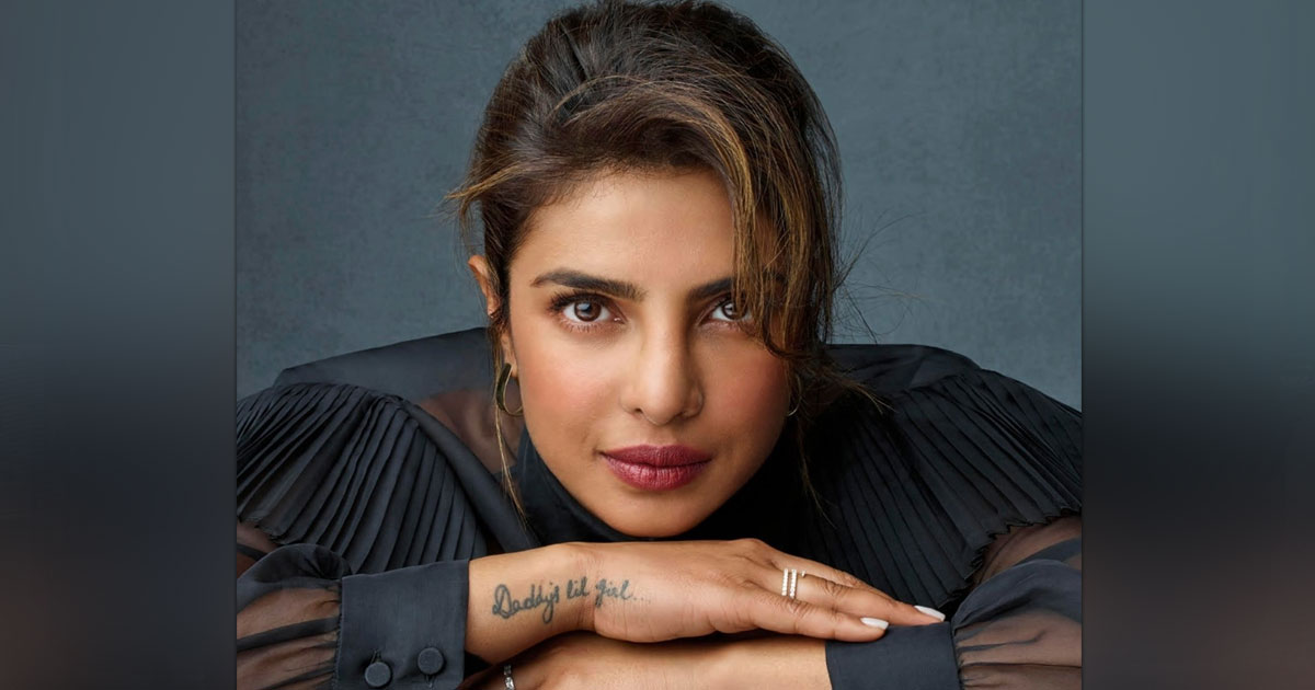 Priyanka Chopra Reveals That A Bollywood Filmmaker Once Told Her To Get Her Proportions Fixed