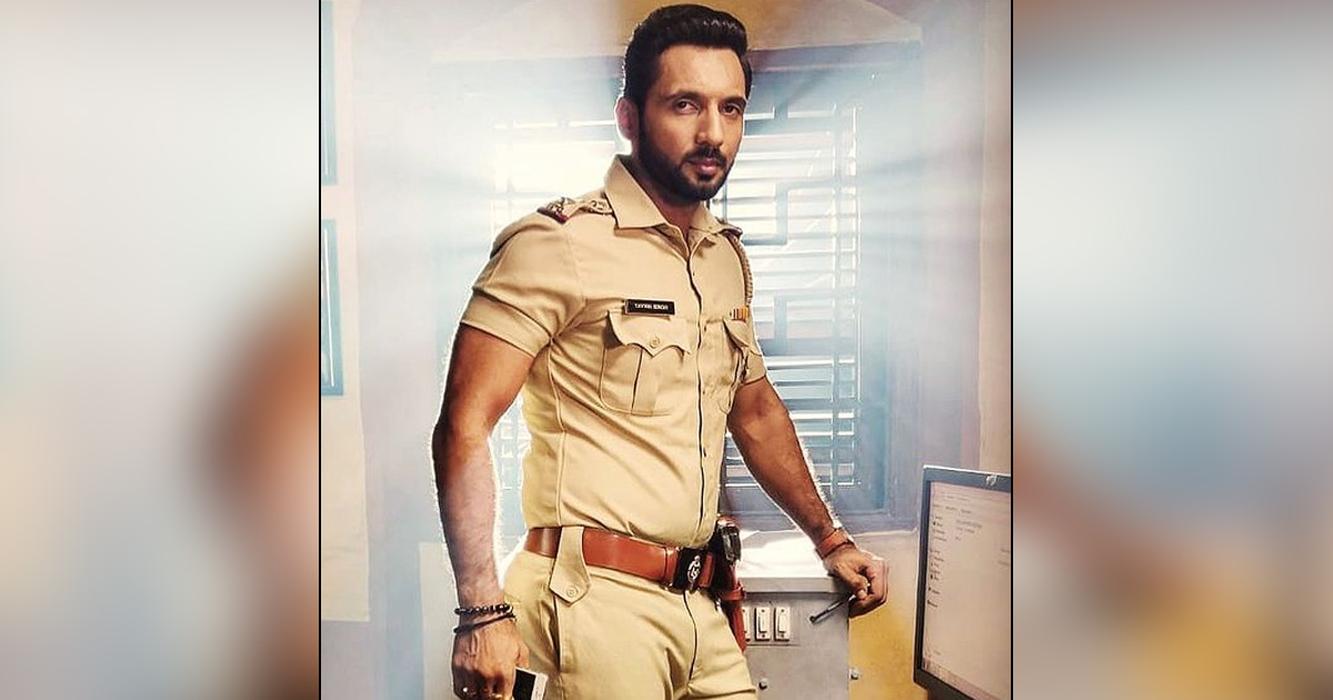 Punit J. Pathak went on special diet, fitness regime to look good in cop's uniform