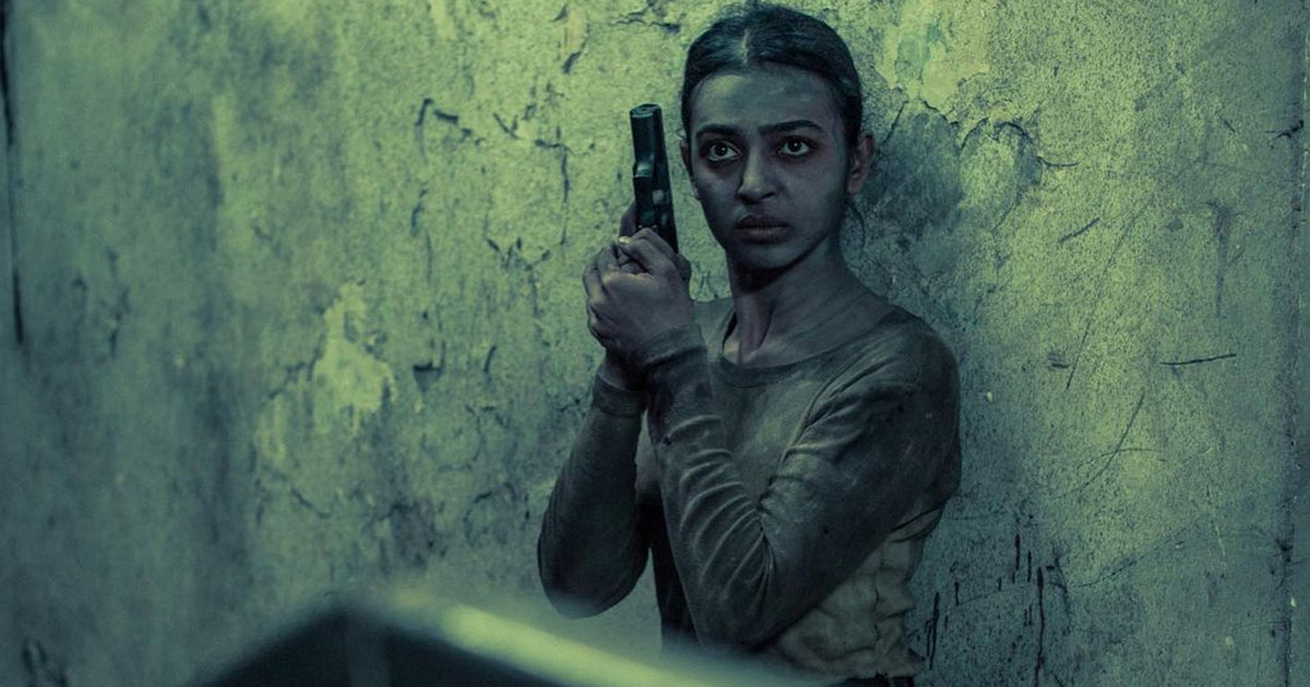 Radhika Apte Takes Her Fans On A Time Travel As She Reminisces Her Role In Ghoul