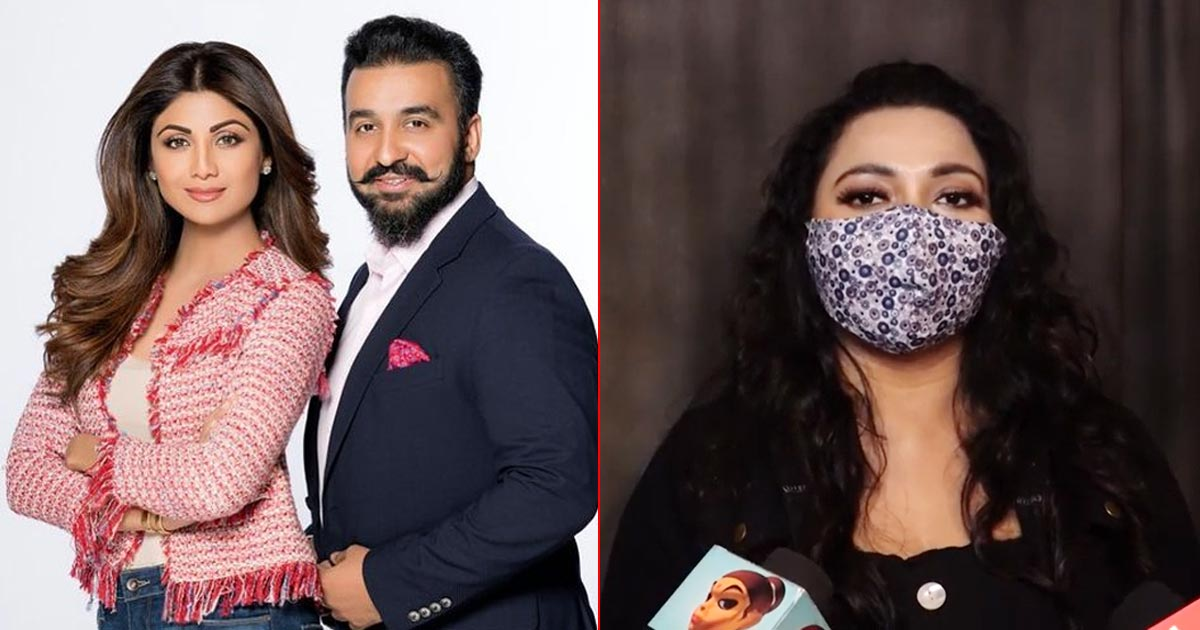 Shilpa Shetty's Husband Raj Kundra Accused Of Asking For 'Nude Auditions' From Model Sagarika Shona Suman, Watch!