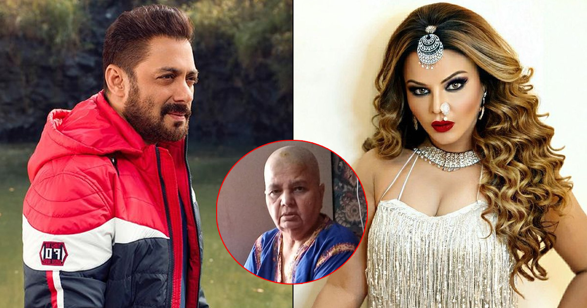 Rakhi Sawant Updates Fans On Her Mom's Health, Says She Is Thankful To Salman Khan For Helping Her Ailing Mom