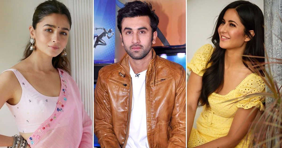 Ranbir Kapoor, Alia Bhatt & Katrina Kaif To Say In The Same Building?