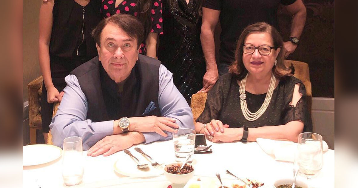 """When Randhir Kapoor Opened Up On Separation With Wife Babita: """"She Found That I Was A Terrible Man…."""""""