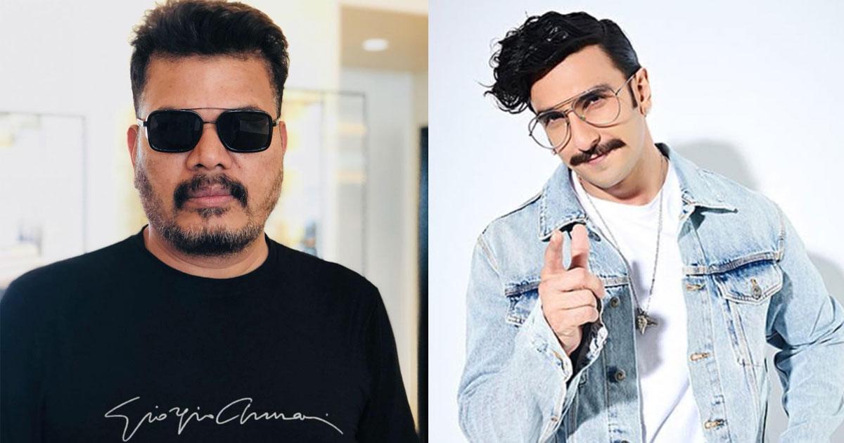 Ranveer Singh Met Director Shankar In Chennai For A Film?