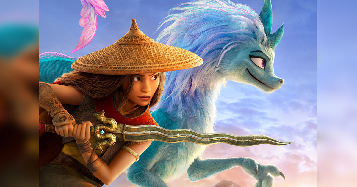 Raya And The Last Dragon: Disney Gives A Sneak-Peak The Making Of A New Disney Classic