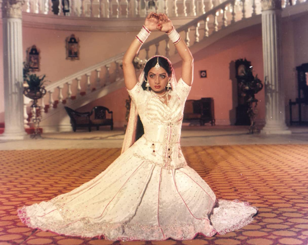 Here Are Some Of The Best Fashion Trends Sridevi Blessed Us With