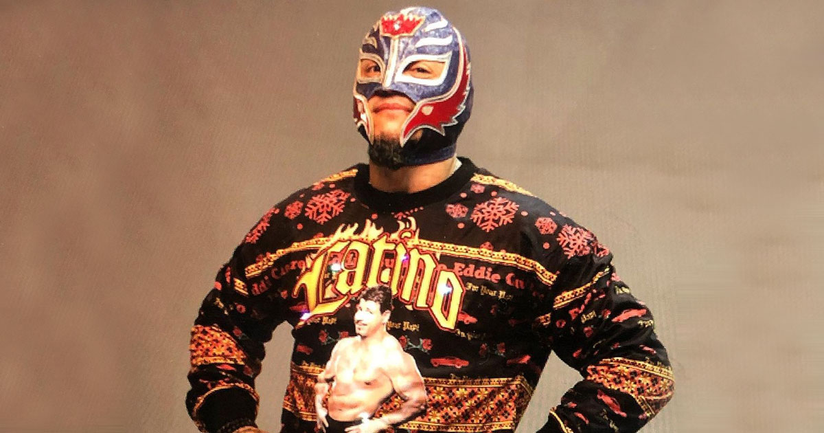 Rey Mysterio On His Stay In WWE