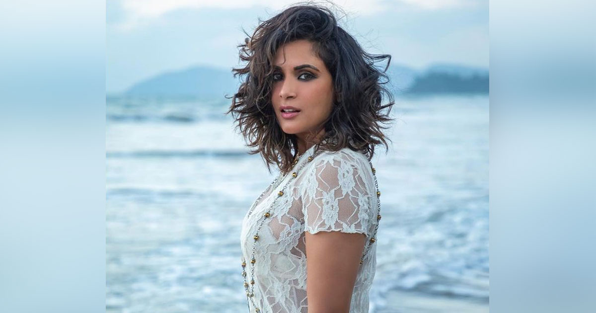 Richa Chadha's Twitter Account Seems To Have Been Restricted For Her Followers