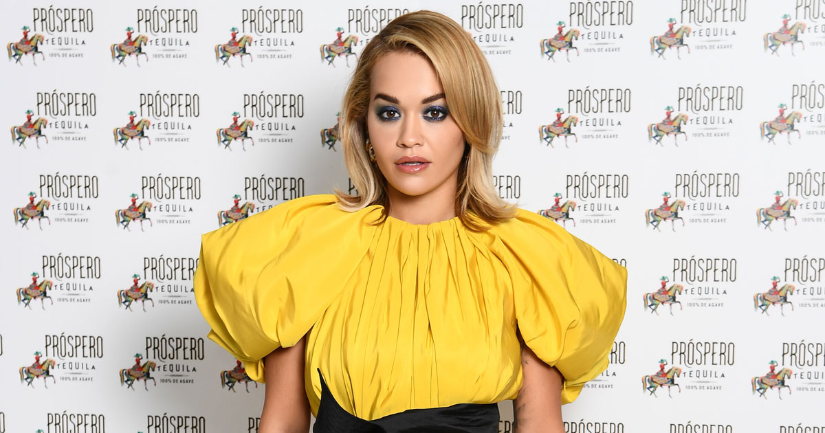 Rita Ora Out Of The Masked Singer For Not Following Lockdown Rules?