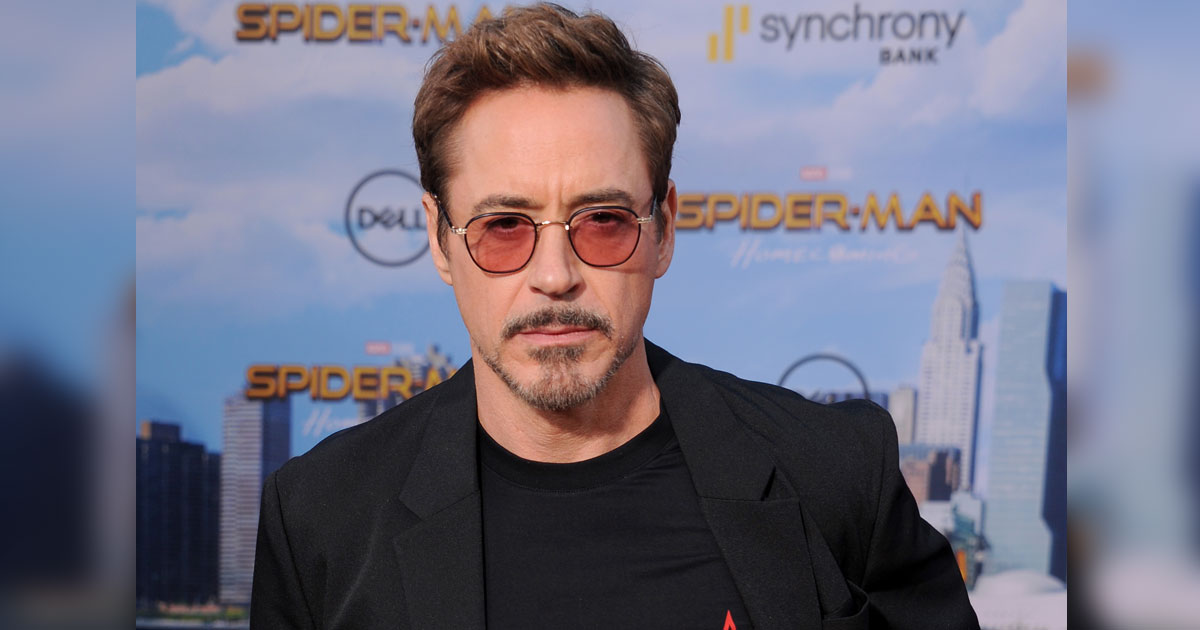 Robert Downey Jr Shed Light On His Pre-Comeback Phase
