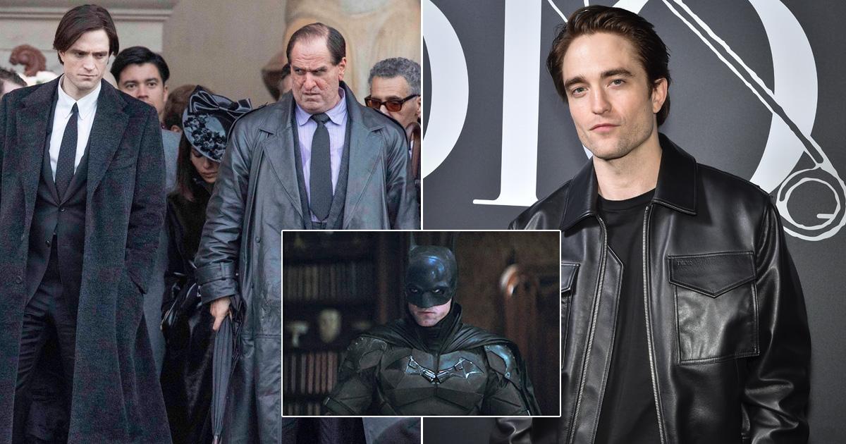 Robert Pattinson Transformation For The Batman