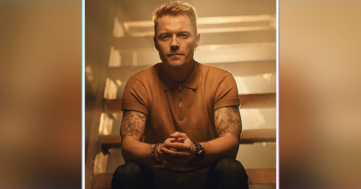 Ronan Keating misses 'getting out there and performing'