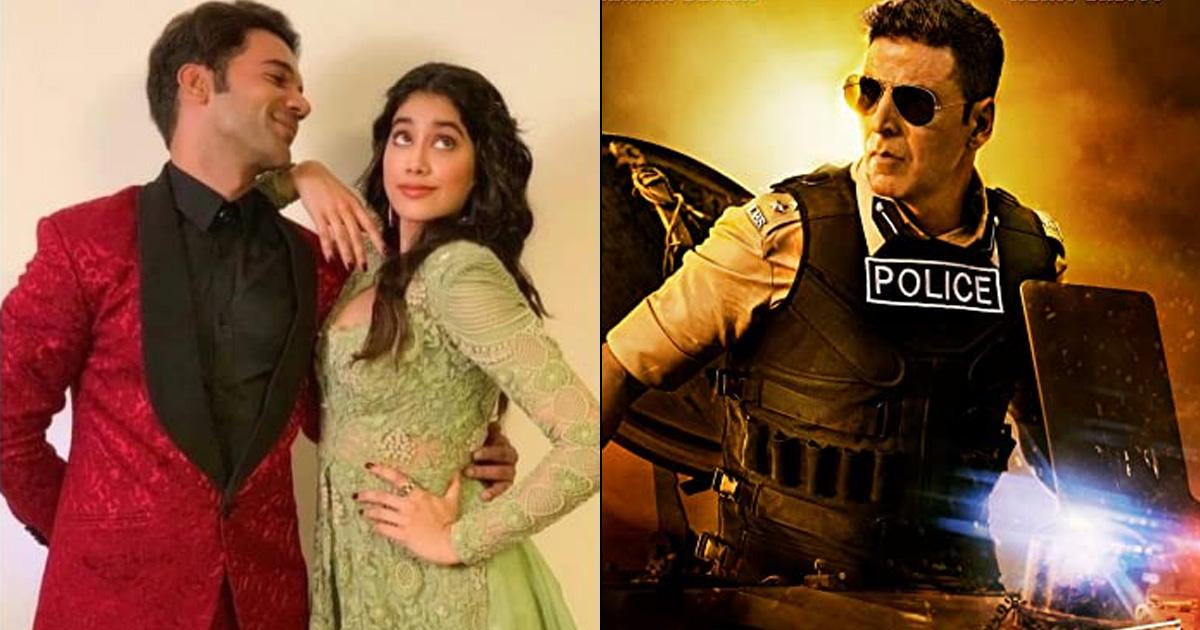 Roohi Afzana: Janhvi Kapoor & Rajkummar Rao Starrer Horror Comedy To Hit Cinemas Before Sooryavanshi?