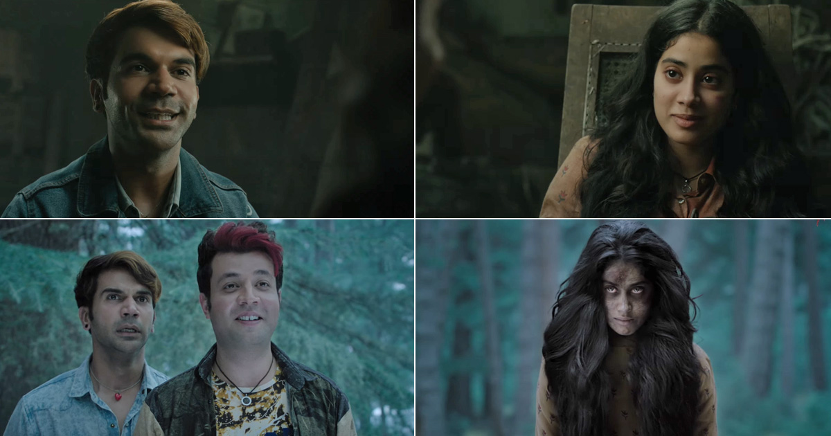 Roohi Trailer Out! Janhvi Kapoor, Rajkummar Rao & Varun Sharma's Outstanding Performance Will Steal The Show - Watch