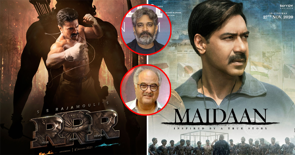 """RRR Vs Maidaan: Boney Kapoor Calls Out SS Rajamouli, Says, """"When I Reached Out To Rajamouli…"""""""