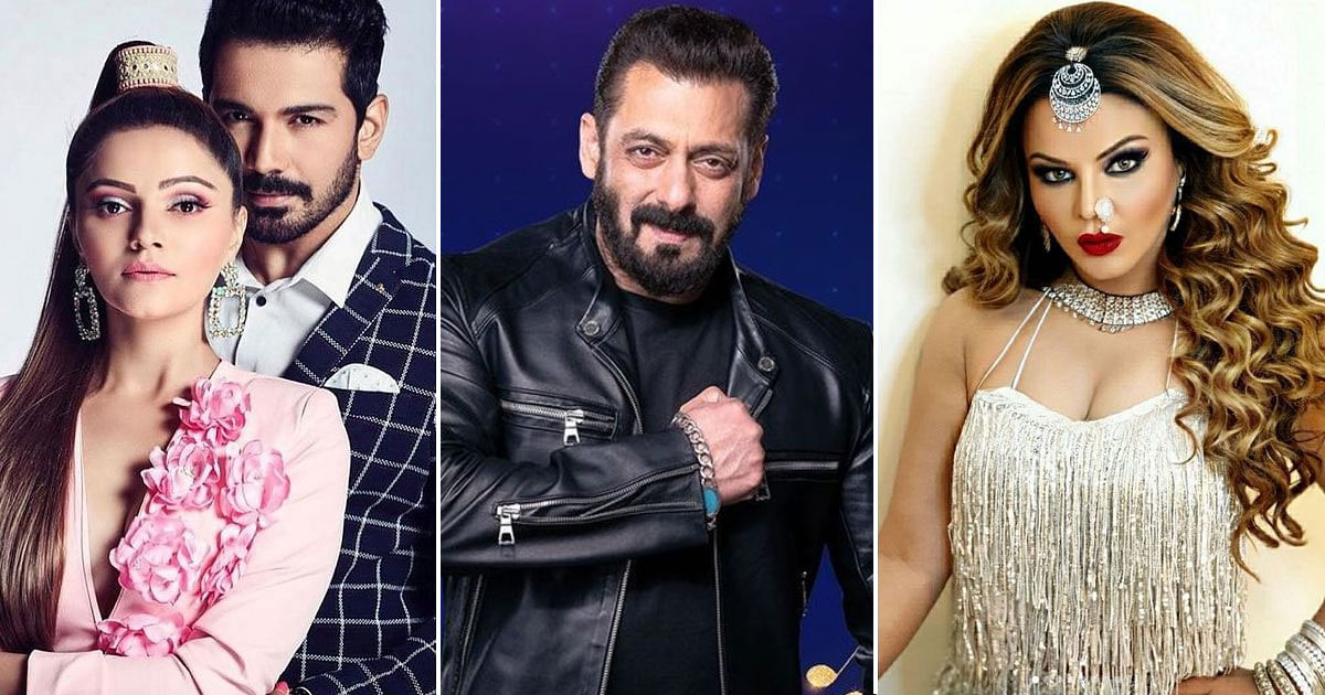 Rubina Dilaik, Abhinav Shukla Accuse Salman Khan & Bigg Boss 14 Makes Of Blindly Supporting Rakhi Sawant!
