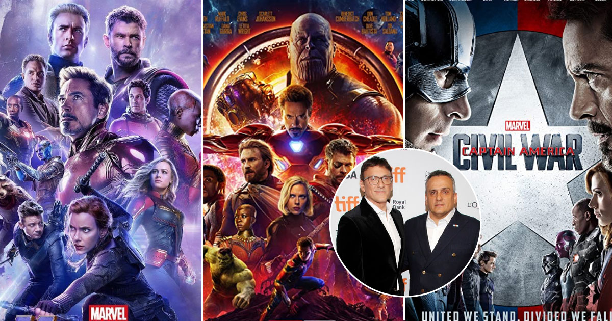 Russo Brothers' Luck Factor Between Avengers: Endgame & Other 2 Biggies