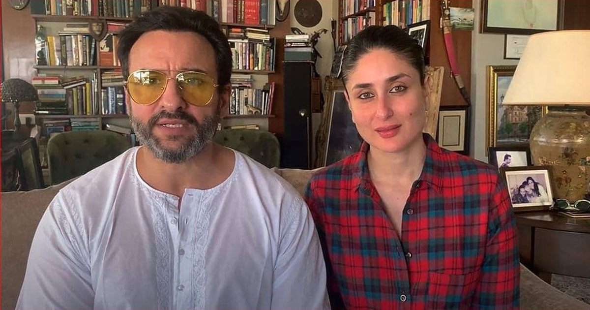 Saif Ali Khan thanks fans, says Kareena and baby boy are 'safe and healthy'