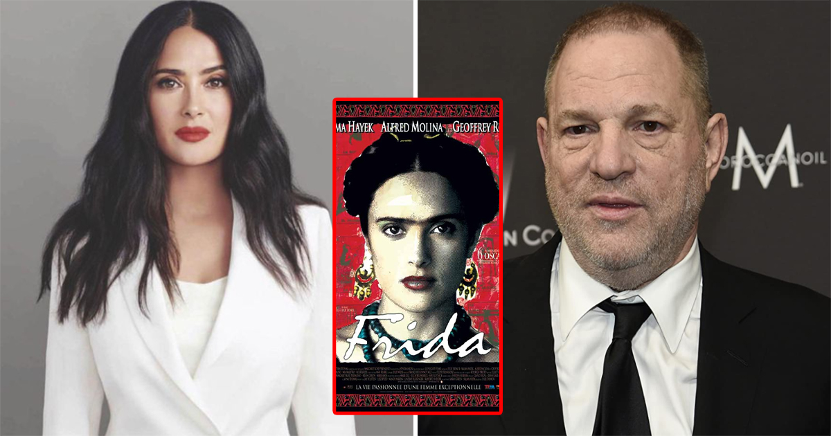 When Salma Hayek Opened Up About Suffering At Harvey Weinstein's Hands During Frida