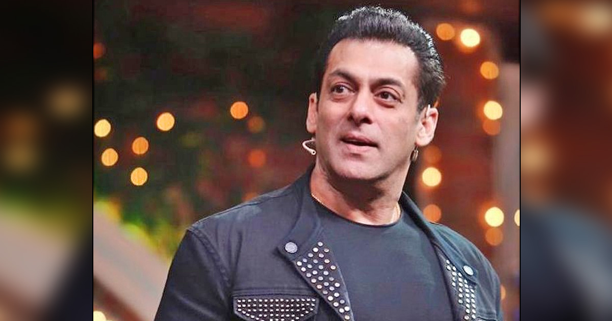 Salman Khan Completes Antim In Just 60 Days