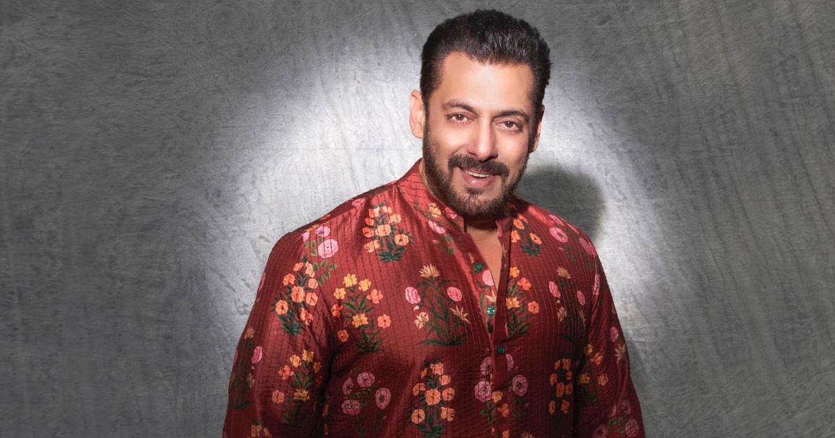 Salman Khan's Advice To His Best Friend's Wife On Their Wedding ……