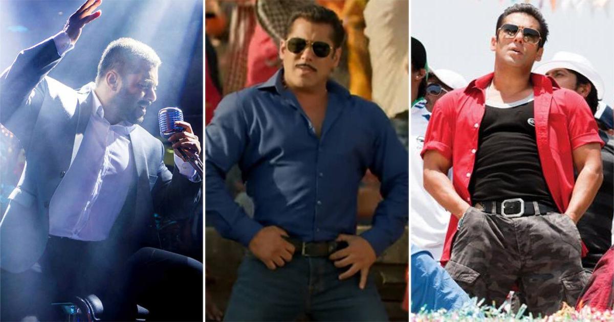 From Hud Hud Dabangg To Jag Ghoomeya – Best Hook Steps Of Salman Khan