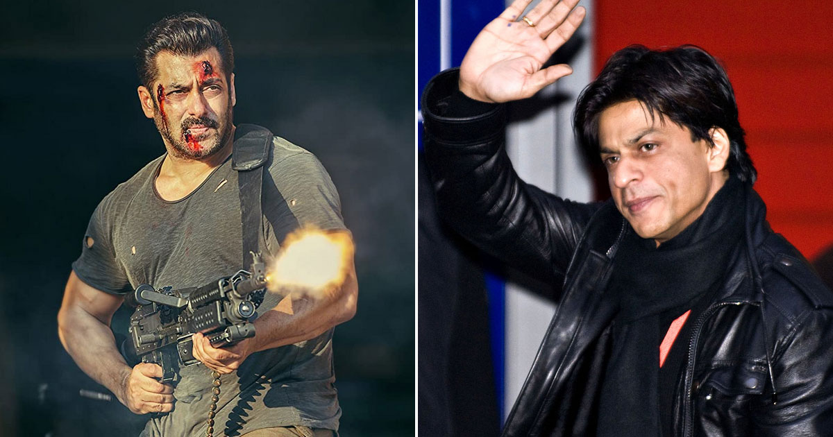 Salman Khan's Tiger To Join Shah Rukh Khan's Pathan To Create A Blockbuster From Today! - Koimoi