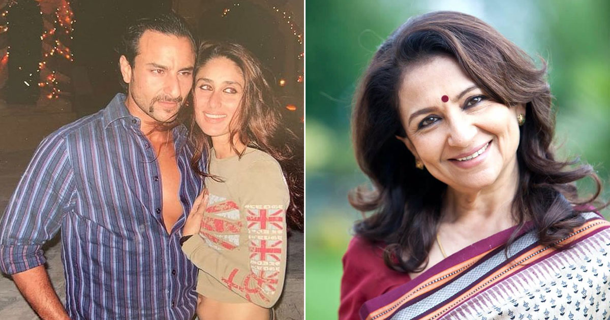 Saif Ali Khan's Mother Sharmila Tagore Has Not Got A Chance To Meet The Newborn, Here's Why?