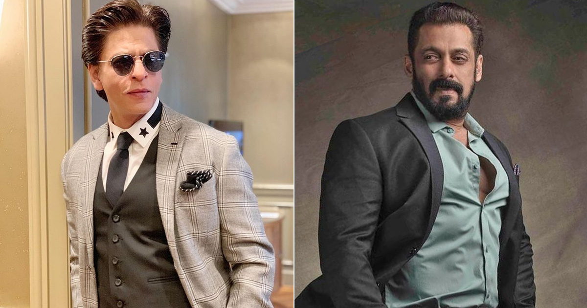 "Salman Khan On Being Asked If He Is The New King Of Bollywood: ""You Got A Problem With Shah Rukh Khan Being The King?"""