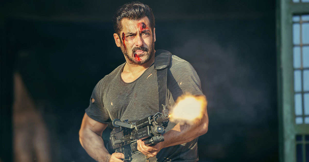 Salman Khan Plans To Learn Parkour For Tiger 3?